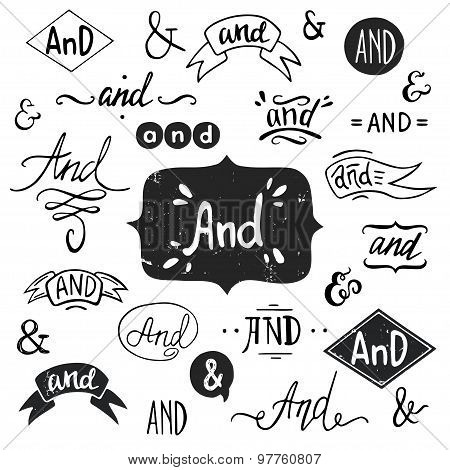 And Words And Ampersands