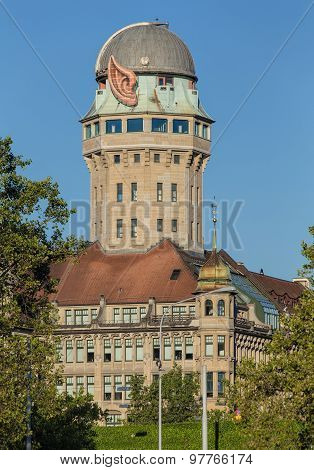 Urania Observatory Tower