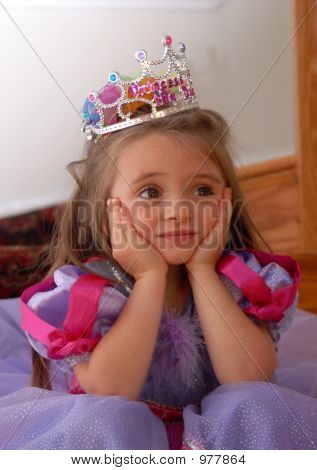 Thinking Princess