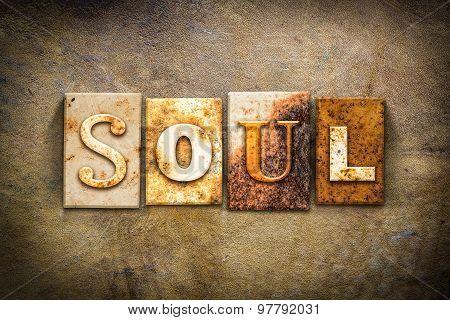 Soul Concept Letterpress Leather Theme