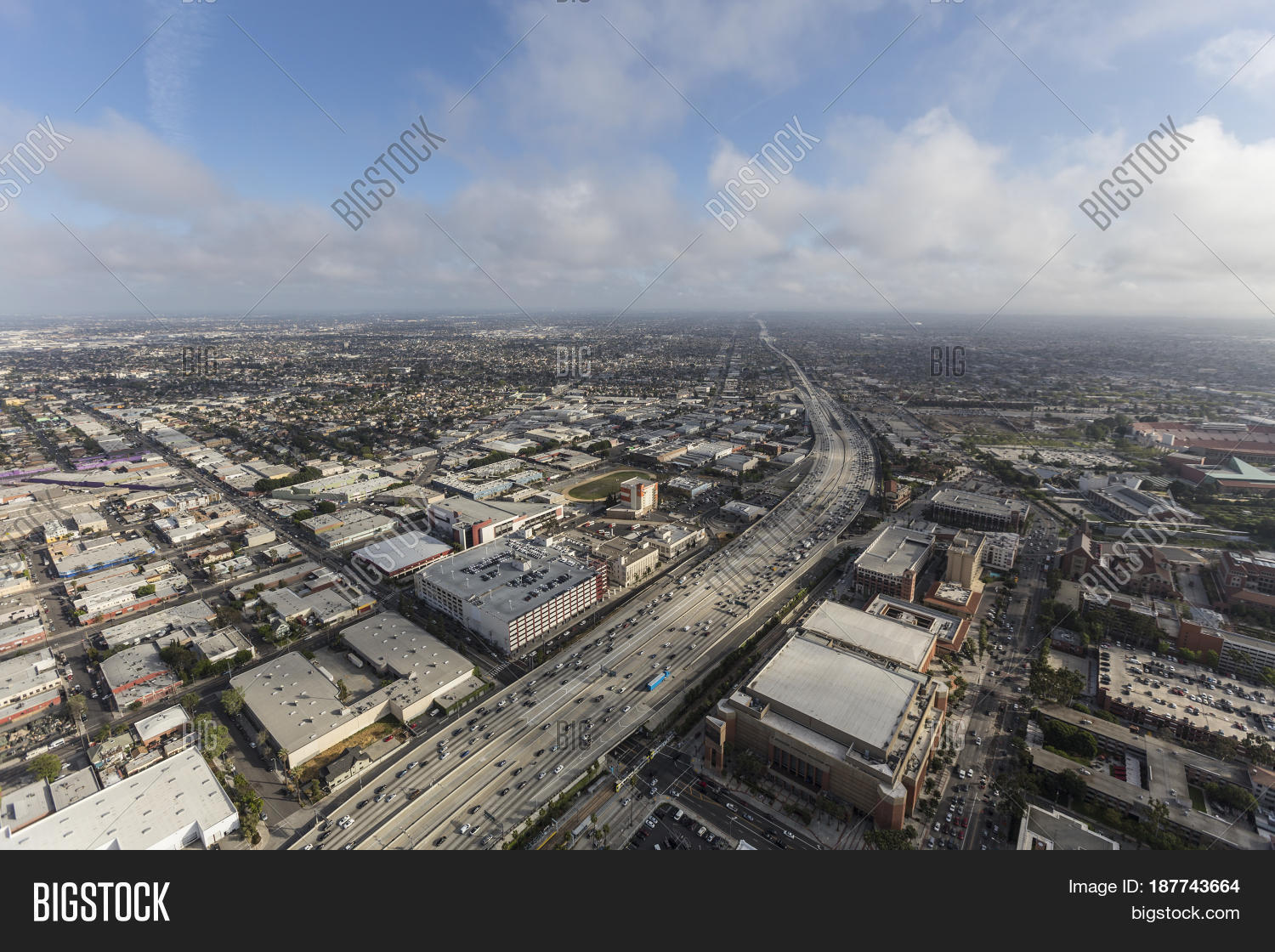 Los Angeles, Image & Photo (Free Trial) | Bigstock