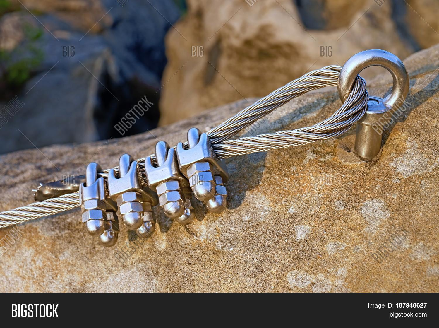 Solid Knot On Steel Image & Photo (Free Trial) | Bigstock