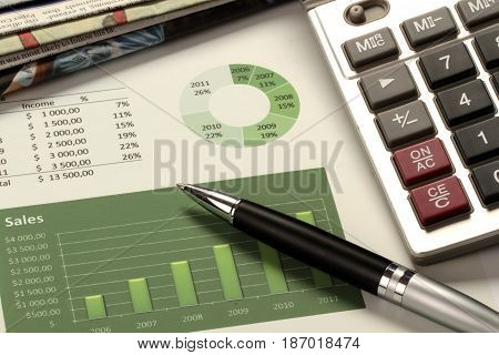 Finance finances analysing analyze graph analyse analisis