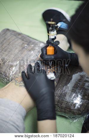 Tattoist