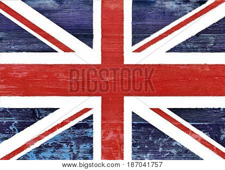 Flag of the United Kingdom.Flag of the United Kingdom.