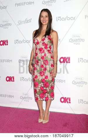 LOS ANGELES - MAY 17:  Erin Ziering at the OK! Magazine Summer Kick-Off Party at the W Hollywood Hotel on May 17, 2017 in Los Angeles, CA