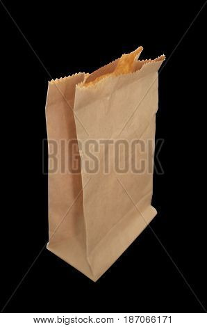 Concept retouch object  , idea package brand  , Recycle brown paper bag
