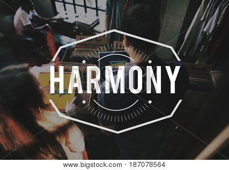 Kind Harmony Accord Friendship Icon
