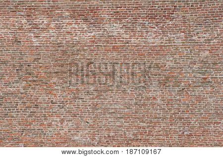 Old Brickwall Background, Color Image, Texture, Background,