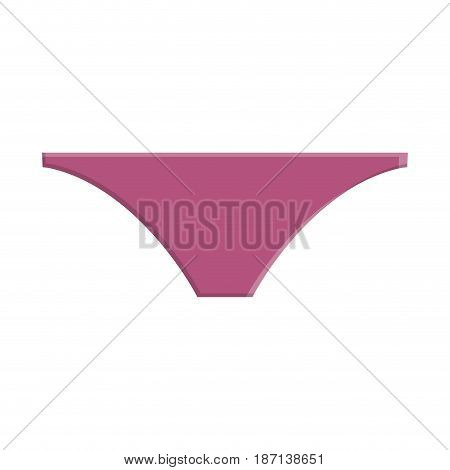 women's pants icon over white background. colorful design. vector illustration
