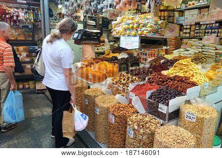 Brazil Food Market