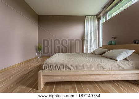 Marital Bed For Common Relax