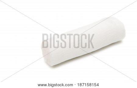Medical bandage hospital isolated on white background