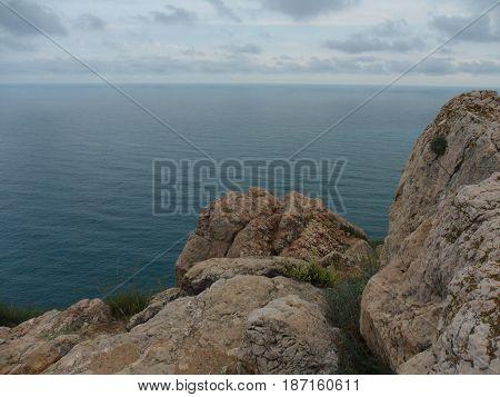 Bay of Balaclava vicinity of Sevastopol Crimea.
