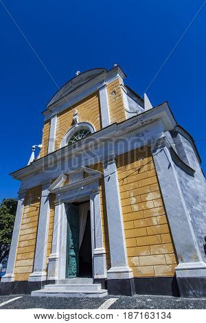 Chiesa San Giorgio In Portofino