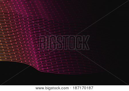 Abstract Vector Grid Background