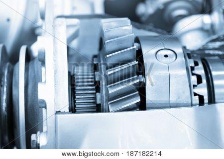 Automotive engine drive train components