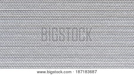 Side view of a stack of corrugated board. Background texture