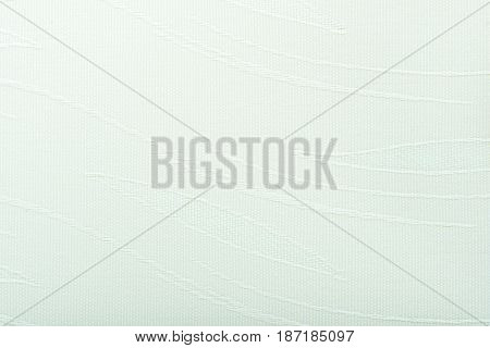 Sample of texture of fabrics for blinds