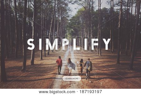 Inspiration Passion Simplify Motivation Brave