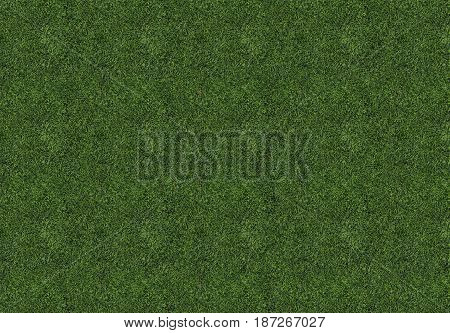 Green texture synthetic grass sports field football. Backdrop for collage