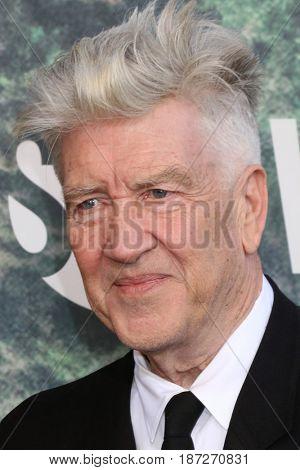 LOS ANGELES - MAY 19:  David Lynch at the