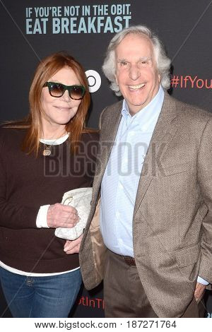 LOS ANGELES - MAY 17:  Henry Winkler at the