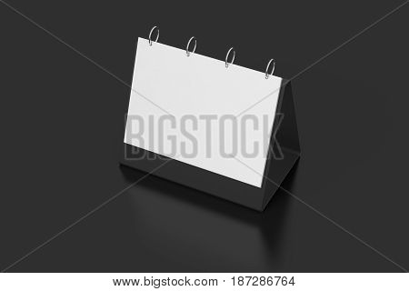 Blank Table Top Flip Chart Easel Binder