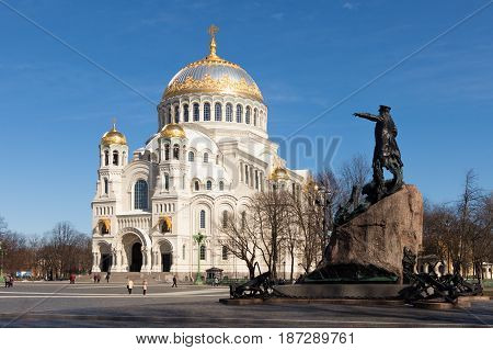 Kronstadt Naval Orthodox Cathedra