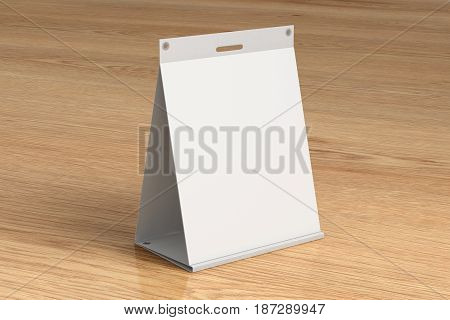 Blank Tabletop Self-stick Flipchart Pad