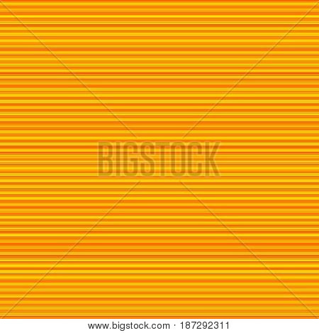Warm-color background of pinstripes in shades of orange and yellow clustered to give an illusion of wide stripes or columns depending on orientation.
