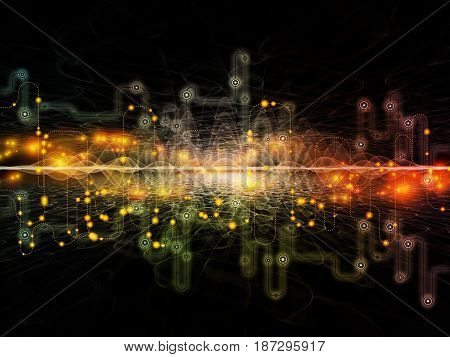 Virtualization Of Data Transfers
