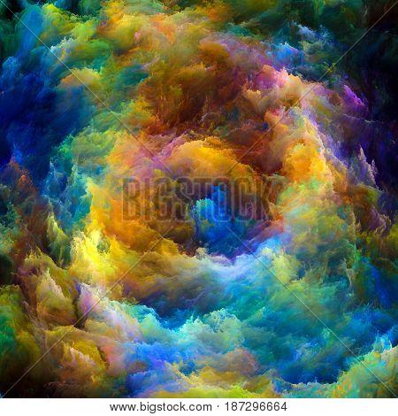 Paradigm Of Virtual Canvas