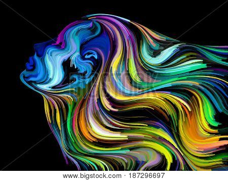 Petals Of Painted Dream