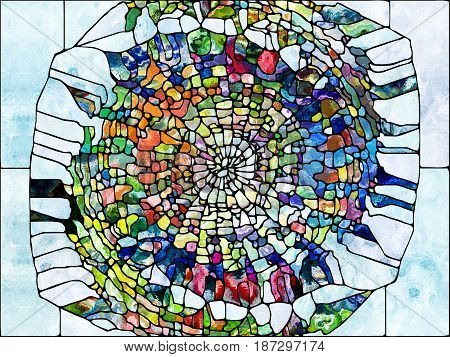 Synergies Of Leaded Glass