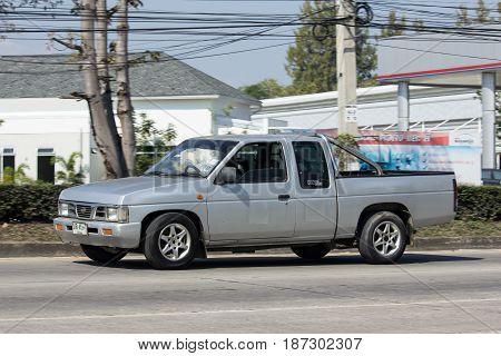 Private Pickup Car, Nissan Big M.