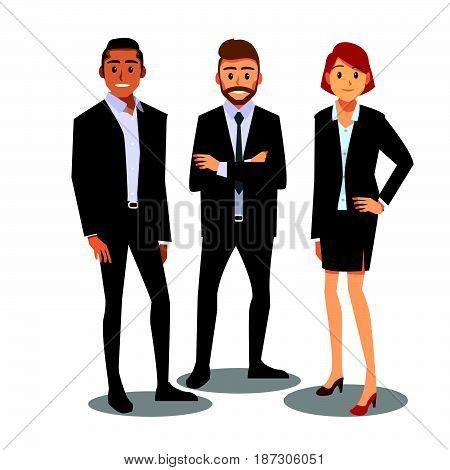 businessmen consulting working people men friends jop