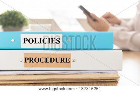 Policies Procedure