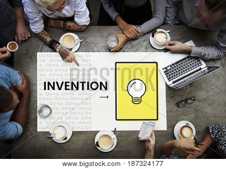 Creative Thinking Innovation Imagination Concept