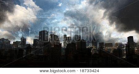 Dusty Grunge City