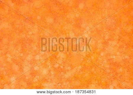 Orange wall lining detail marble flag background