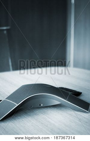 Conference Call Speaker Phone