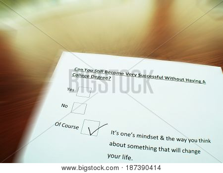Education Stock Photo Zoom Burst High Quality