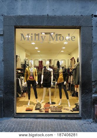 Italian Fashion Boutique