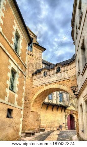 Museum of Fine Arts of Angers - France, Maine-et-Loire