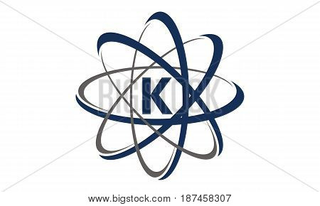 This image describe about Atom Initial K