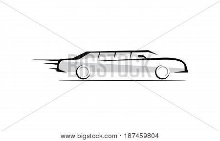 This image describe about Limousines Template Car