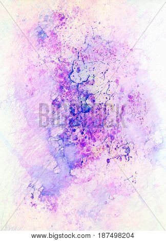 Abstract background and color effect, Crackle structure.