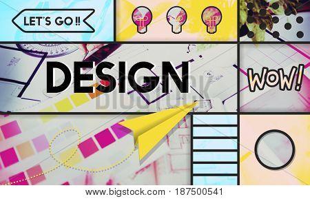 Creative Thinking Creativity Inspiration Concept