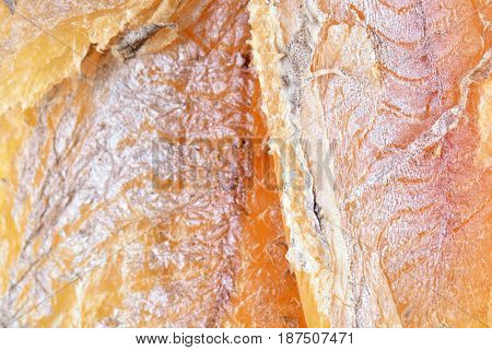 Dried fish. Dried fish background. Dried ballerus